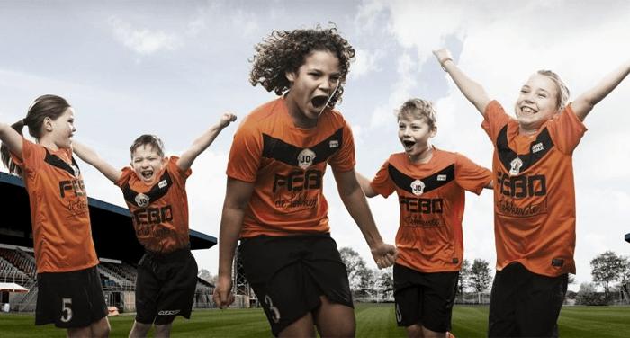 Jonger Oranje - header